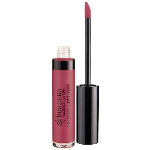 Benecos Natural Lipgloss With Organic Sunflower Oil - Pink Blossom - Robinsons Nest
