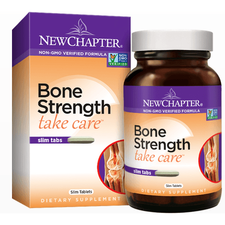 New Chapter Bone Strength Take Care™ Slim Tablets - Robinsons Nest