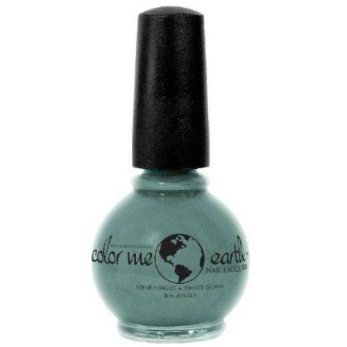 Color Me Earth Vegan 4 Free Nail Lacquer - Carribean Wave - Robinsons Nest