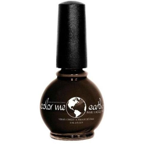 Color Me Earth Vegan 4 Free Nail Lacquer - Coffee Bean - Robinsons Nest