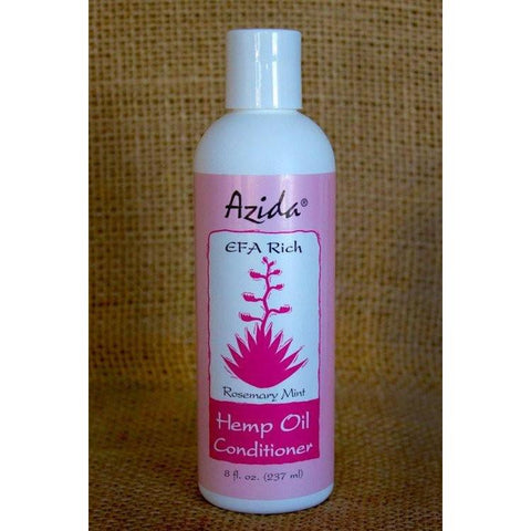 Azida Moisturing Shower Gel with Hemp Oil - Calming or Invigorating