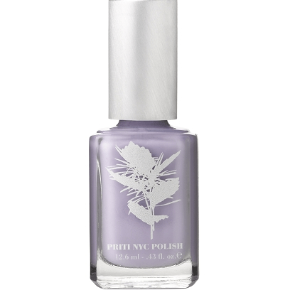 Priti NYC Vegan and Natural Nail Polish - Empress Tree - Robinsons Nest