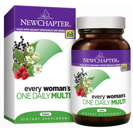 New Chapter Every Woman™'s One Daily Multivitamin - Robinsons Nest