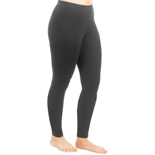 Maggie's Organics Cotton Ankle Leggings - Black - Robinsons Nest