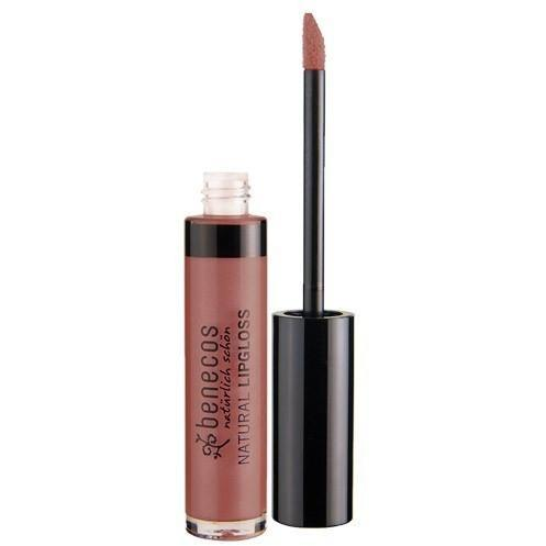 Benecos Natural Lipgloss With Organic Sunflower Oil - Glam - Robinsons Nest