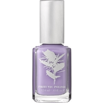 Priti NYC Vegan and Natural Nail Polish - Glory Bush - Robinsons Nest