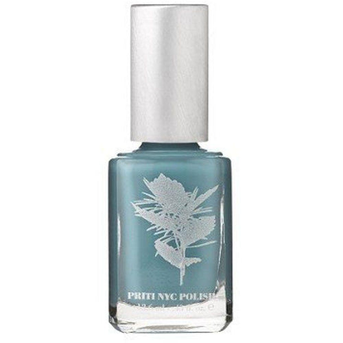 Priti NYC Vegan and Natural Nail Polish - Hadspen Blue - Robinsons Nest