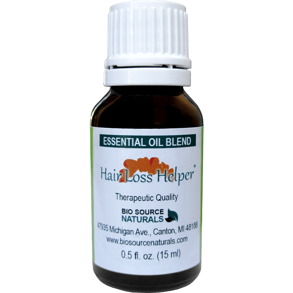 Hair Loss Helper Essential Oil Blend - Robinsons Nest