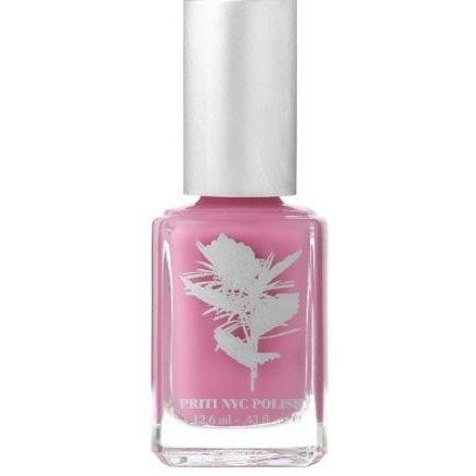 Priti NYC Vegan and Natural Nail Polish - Hedge Hog Rose - Robinsons Nest