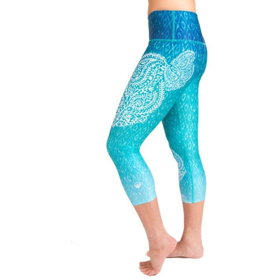 Goddess Capri Yoga Pant by Inner Fire - Robinsons Nest