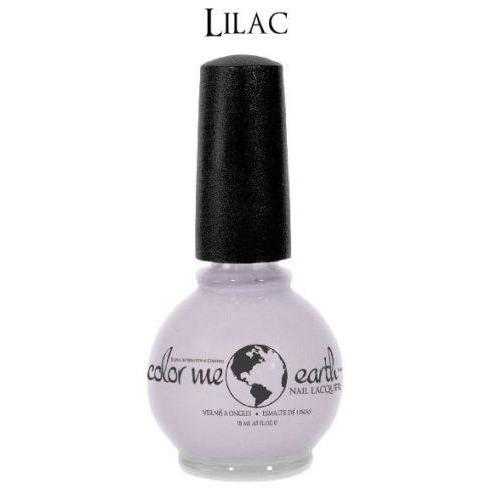 Color Me Earth Vegan 4 Free Nail Lacquer - Lilac - Robinsons Nest