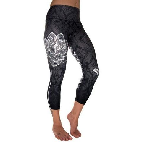 Lotus Capri Yoga Pant by Inner Fire - Robinsons Nest
