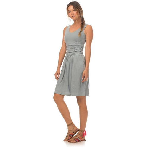 Synergy Organic Moxie Tissue Knit Dress - Robinsons Nest