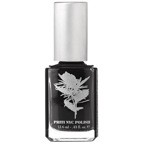 Priti NYC Vegan and Natural Nail Polish - Nigra - Robinsons Nest