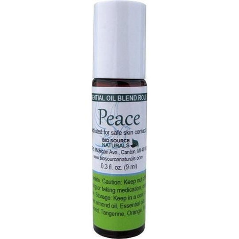 Peace Essential Oil Blend Roll On - 0.3 fl oz (9 ml) - Robinsons Nest