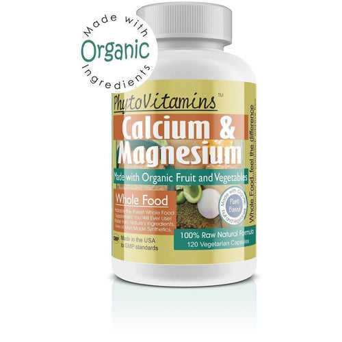 Phytovitamins Calcium and Magnesium