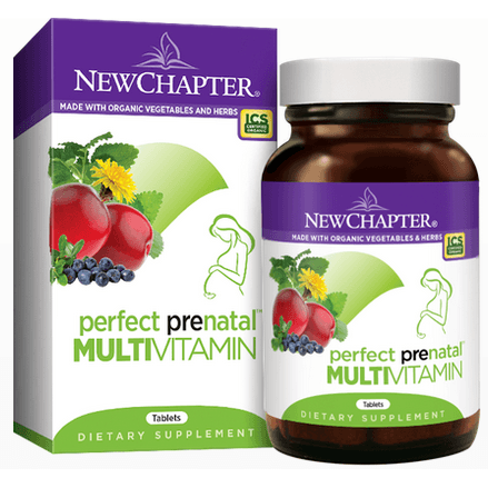 New Chapter Perfect Prenatal™ Multivitamin 96 Tablets - Robinsons Nest
