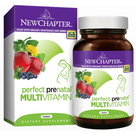 New Chapter Perfect Prenatal™ Multivitamin 192 Tablets - Robinsons Nest