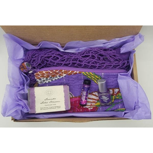 Eco Conscious Gift Set All Purple