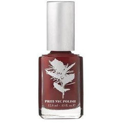 Priti NYC Vegan and Natural Nail Polish - Queen of the Night Tulip - Robinsons Nest