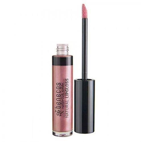 Benecos Natural Lipgloss With Organic Sunflower Oil - Rose - Robinsons Nest