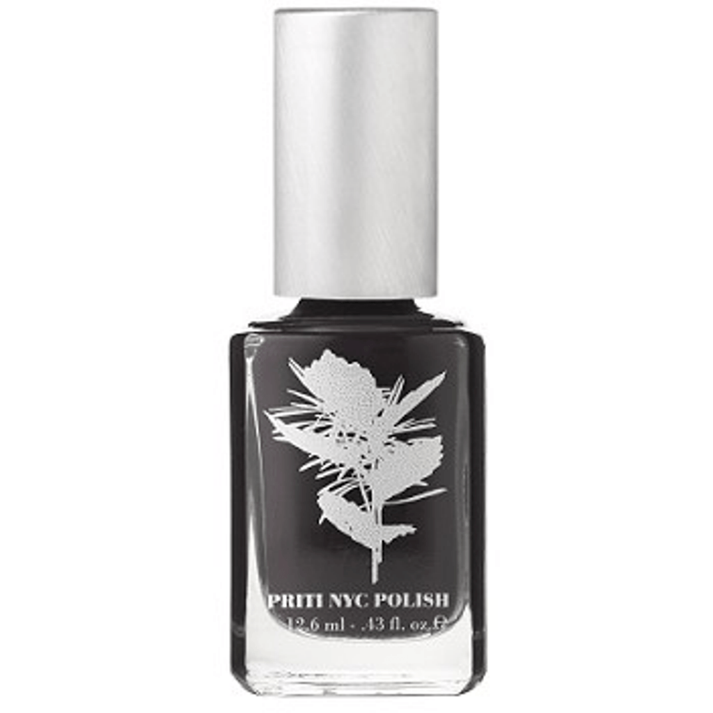 Priti NYC Vegan and Natural Nail Polish - Super Purple Daylily