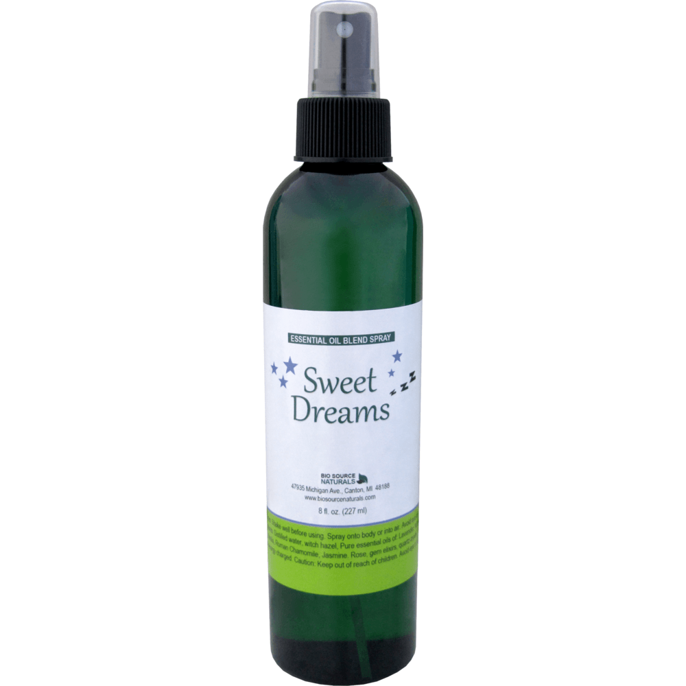 Sweet Dreams Essential Oil Blend Spray - 8 fl oz (227 ml) - Robinsons Nest