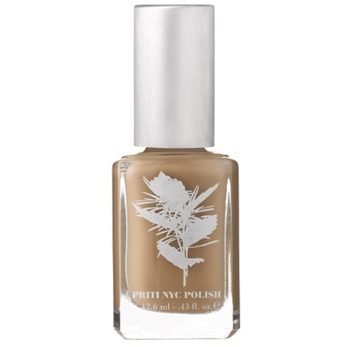Priti NYC Vegan and Natural Nail Polish - Tawny Day Lily - Robinsons Nest