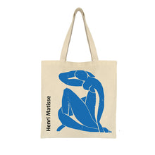 Load image into Gallery viewer, LIGHT WEIGHT COTTON TOTE (NATURAL)
