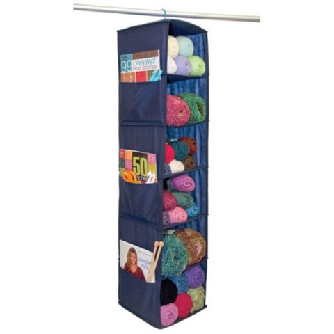Innovative Home Creations Six Shelf Hanging Sweater Closet and Organizer - ArtsiHome