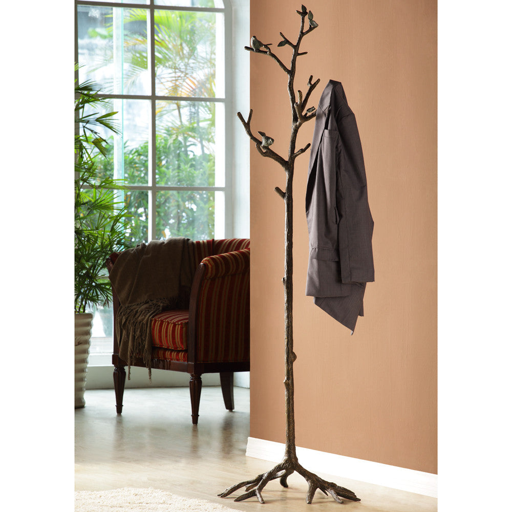 Lovebird Coat Rack SPI Home Collection - ArtsiHome