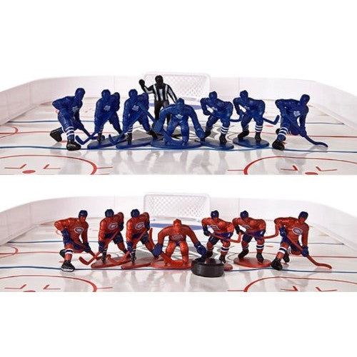 Kaskey Kids Hockey Guys NHL Series: Toronto vs Montreal - ArtsiHome