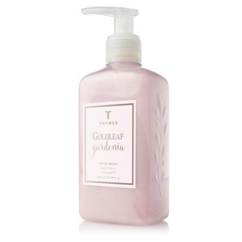 Thymes Goldleaf Gardenia Natural Hand Wash, 8.25 oz