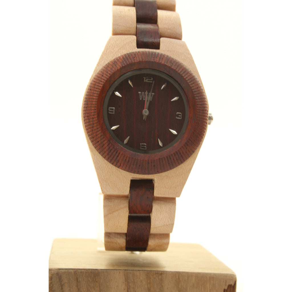 WeWOOD ODYSSEY Women's Watch (Beige/Brown) - ArtsiHome - WeWood - 8