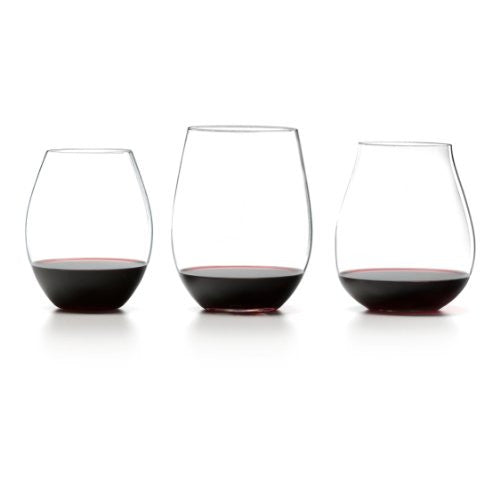 Riedel Set of 3 Stemless Red Wine Tasting Tumblers - ArtsiHome