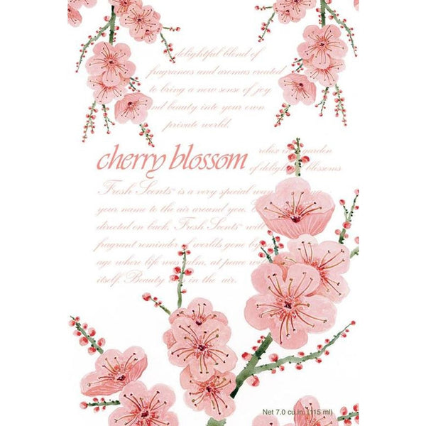Fresh Scents Scented Sachets - Cherry Blossom, Lot of 6 - ArtsiHome