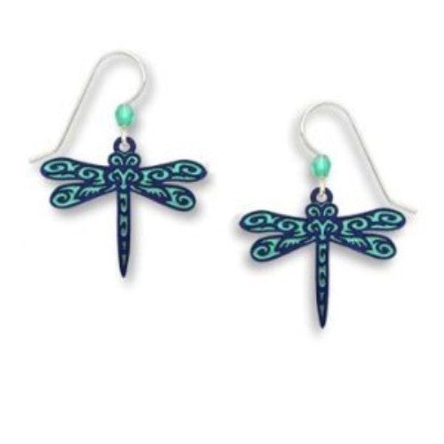 Sienna Sky Whimsy Dragonfly Earrings - ArtsiHome