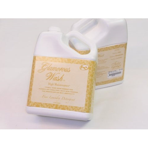 Tyler Glam Wash 1 Gallon Laundry Detergent - High Maintenance Scent - ArtsiHome - Tyler