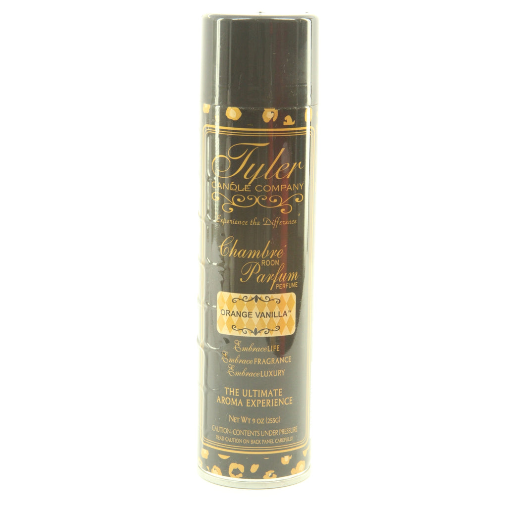 Tyler Candle - Chambre Room Spray - 9 Oz Can - Orange Vanilla - ArtsiHome - Tyler - 8