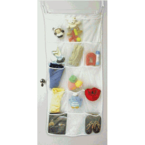 Innovative Home Creations Door Closet Organizer (15 Pocket) - ArtsiHome