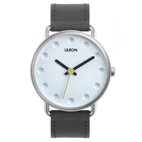 Lexon Watch - Moon - White - ArtsiHome