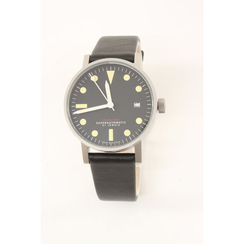 VOID V03 Watch (Silver Automatic) - ArtsiHome - Void Watches - 1