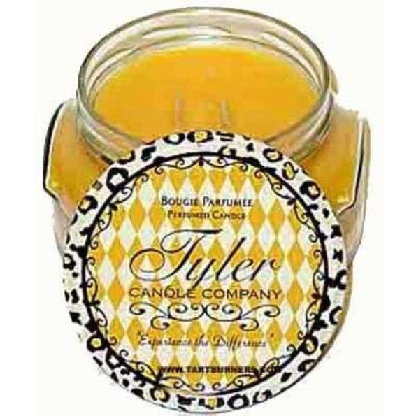 Tyler Candles - Mango Tango Scented Candle - 22 Ounce Candle - ArtsiHome - Tyler