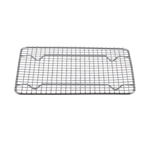 Palmer Wholesale Professional Cross Wire Cooling Rack Half Sheet Pan Size - ArtsiHome