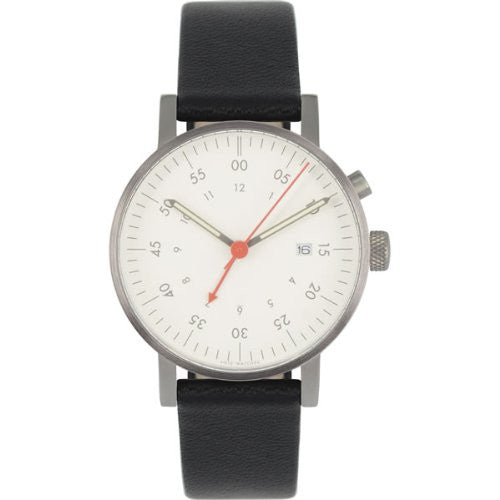 VOID V03A Watch - Brushed/White - ArtsiHome - Void Watches