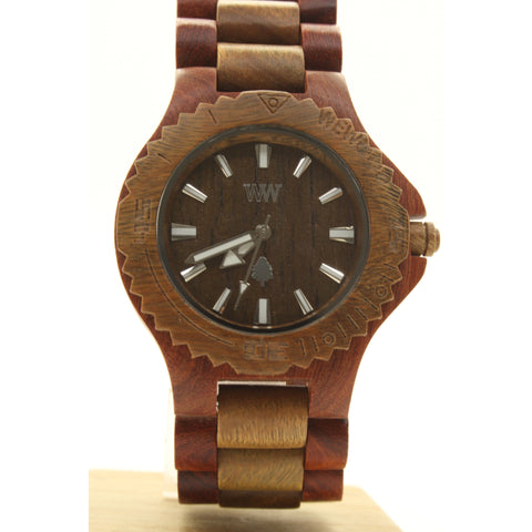 WeWOOD ARMY Watch (Dark Brown) - ArtsiHome - WeWood - 12