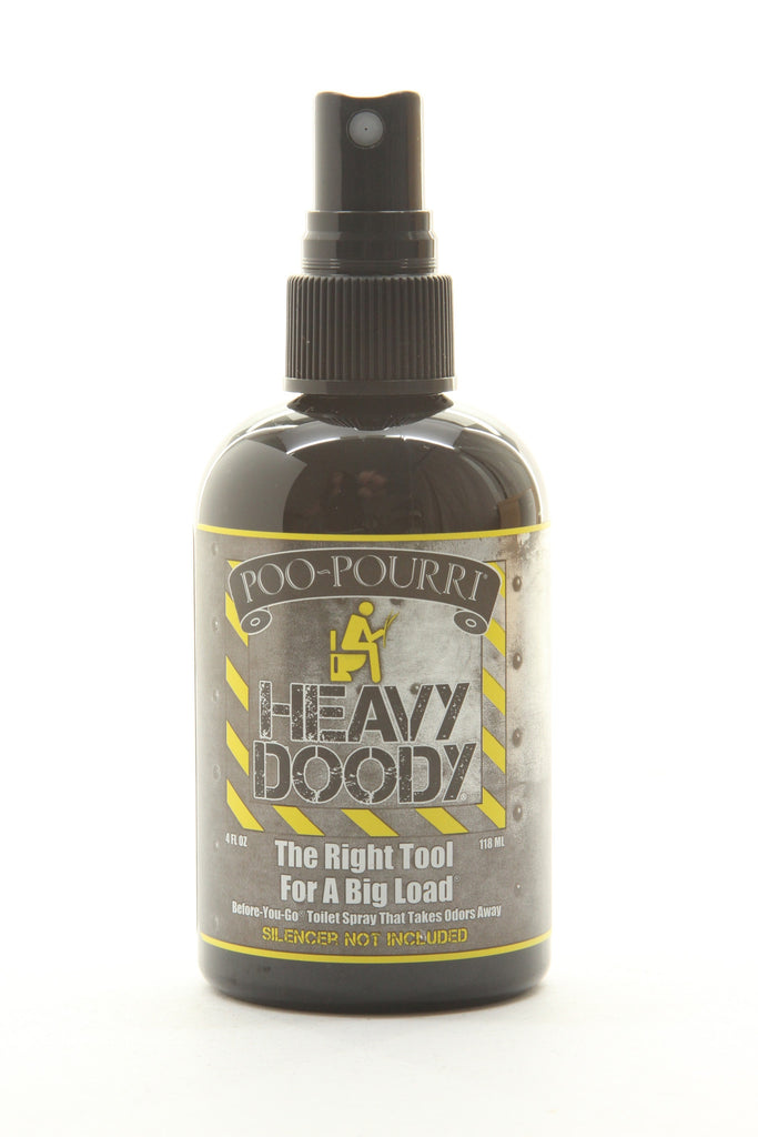 POO Pourri Heavy Doody Before-you-go 4oz Scented Bathroom Spray - ArtsiHome