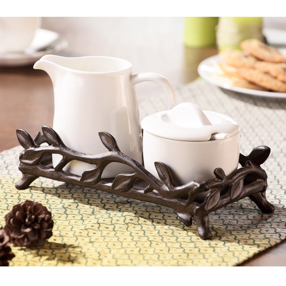 SPI Twig Collection Sugar & Creamer Set - ArtsiHome