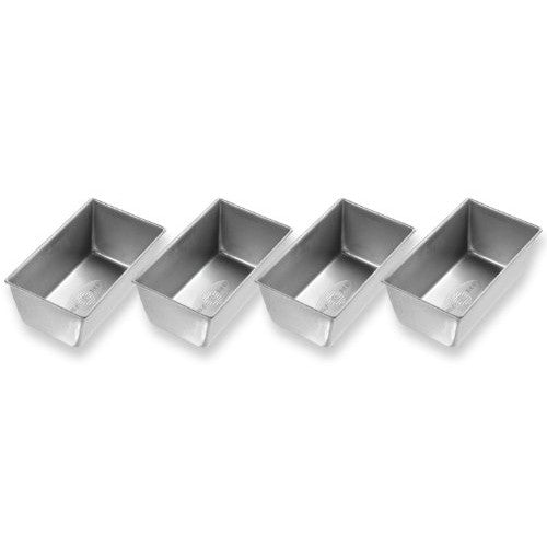 USA Pans Mini Loaf Pan - Set of 4 (5 1/2