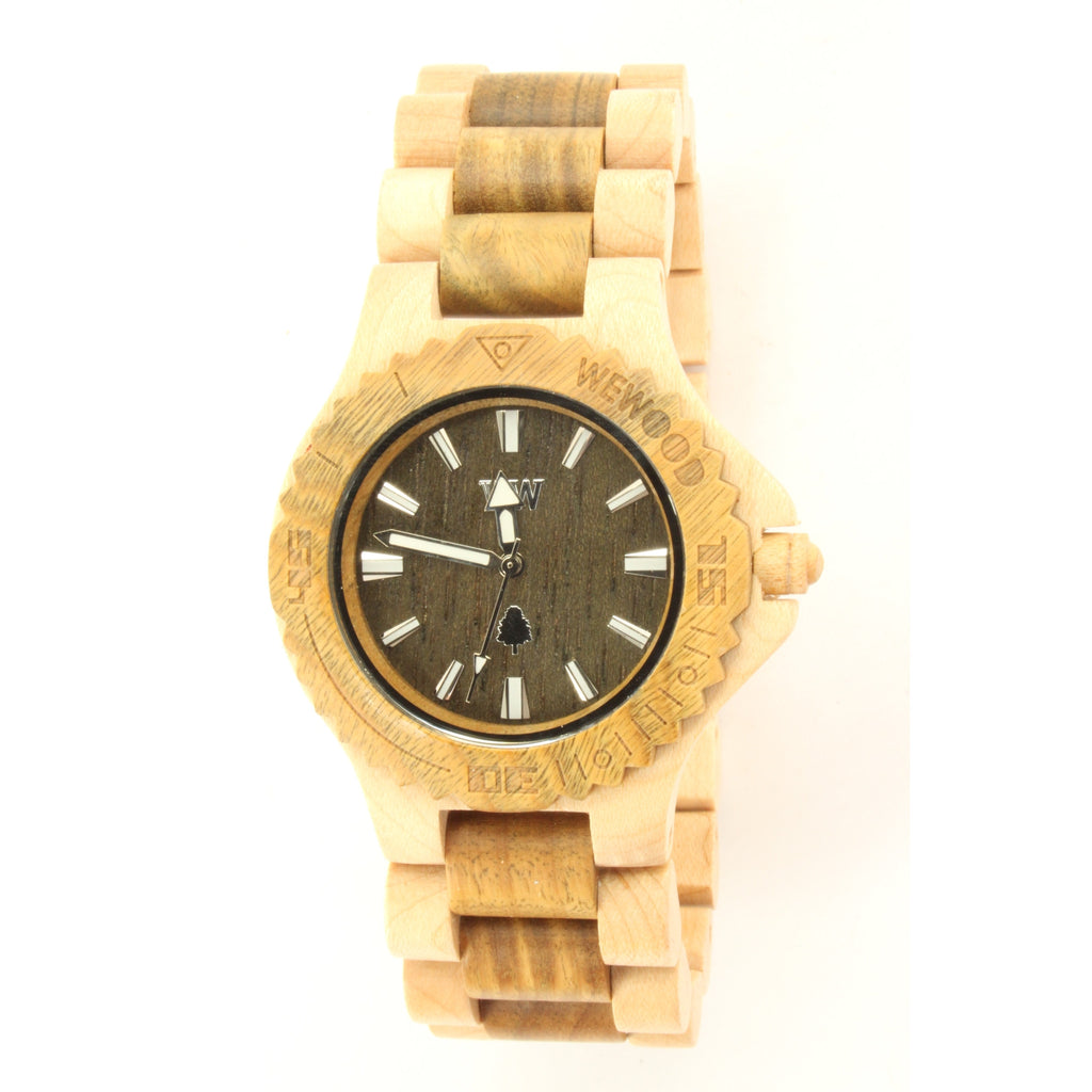 WeWOOD ARMY (Light Beige) Watch - ArtsiHome - WeWood - 8